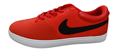 nike SB rabona LR mens trainers 641747 sneakers shoes (US 8.5, university  red black