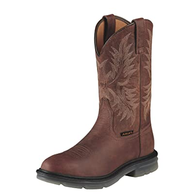 Ariat Men's Maverick II Pull-on Work Boot | Industrial & Construction Boots