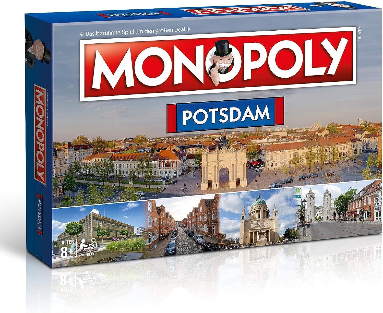 Winning Moves Monopoly - Potsdam - Deutsch: Amazon.es: Juguetes y juegos