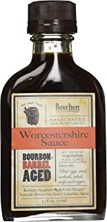 product image for Bourbon Barrel Foods Handcrafted Worcestershire Sauce, 3.3 oz