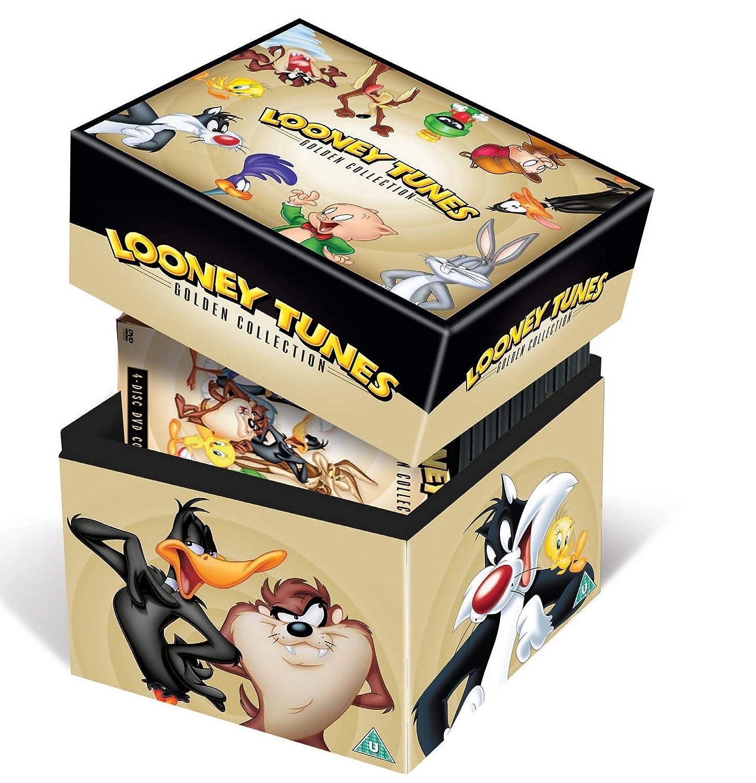 Looney_Tunes_(AKA_Looney_Toons)_(TV_Series) [Reino Unido] [DVD]