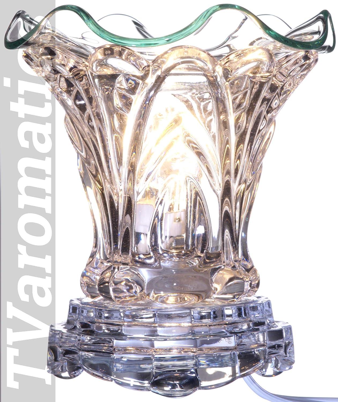ガラスElectricアロマランプハロゲン電球とディマースイッチ B076935DXT