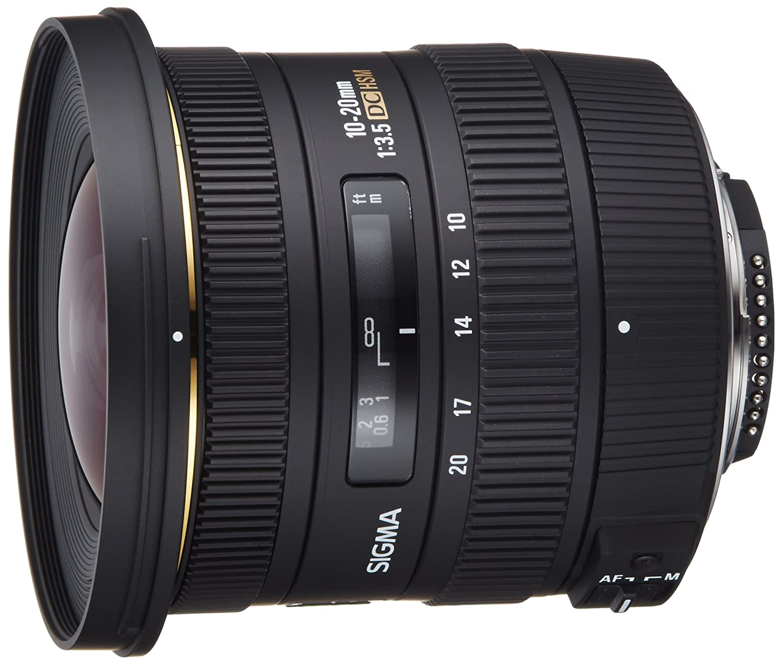 Sigma EX DC HSM NAF Objetivo para Nikon mm f  mm