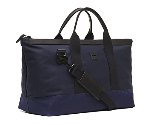 Jack + Mulligan Newton Weekender Water Repellant, Cotton Canvas Travel Bags