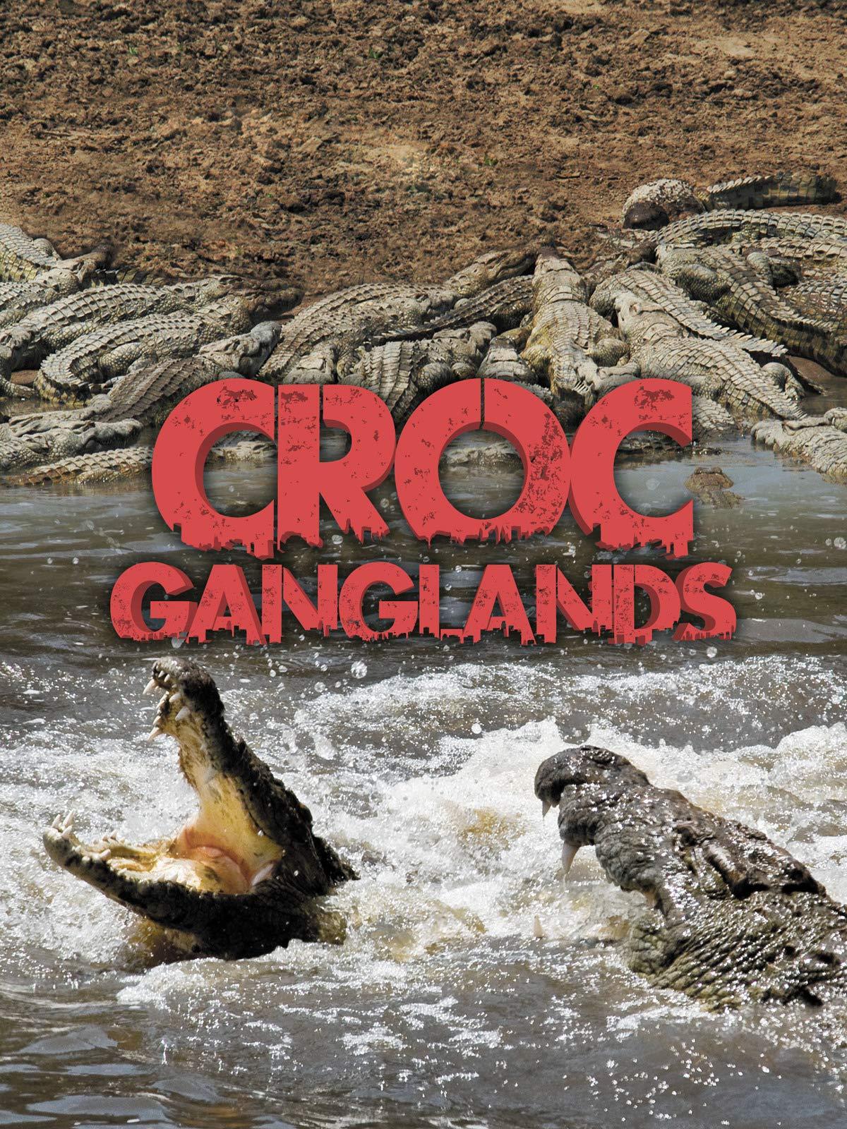 Croc Ganglands on Amazon Prime Video UK