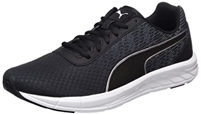 Mens Comet Multisport Outdoor Shoes, Black Puma