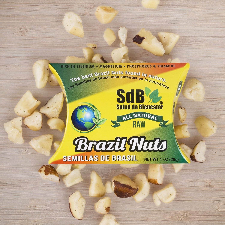 Es buena la semilla de brasil para bajar de peso