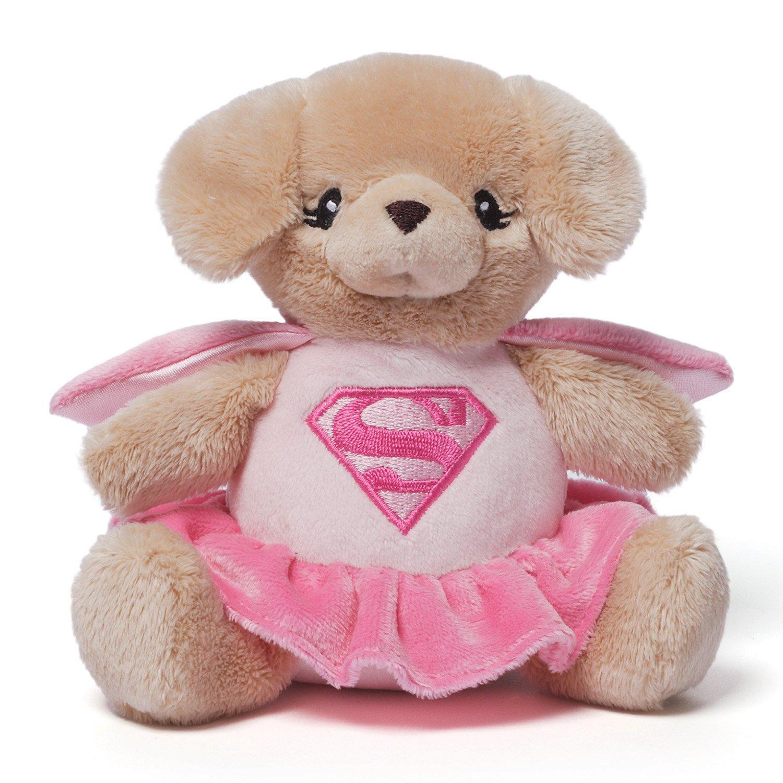 DC Comics-Peluche __Supergirl Yvette 5,5 4048799 giocattolo sonoro