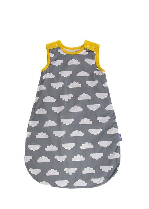 Babasac - Saco de dormir para bebés de 18 – 36 meses, diseño de nubes