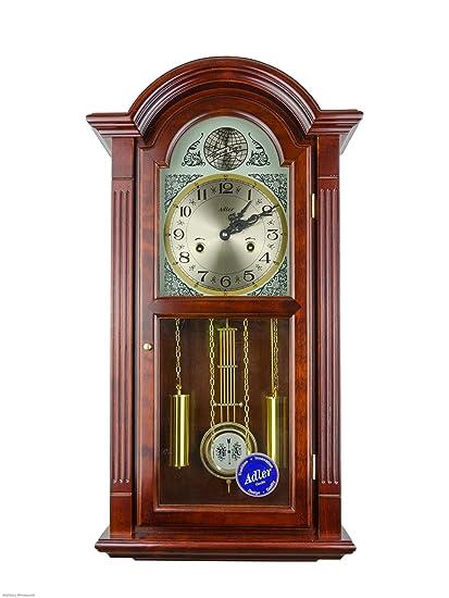Pared Grosse Clásica De Péndulo Regulator Reloj BtdQCxhrs