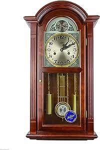 Regulator – Grosse clásica – Reloj de pared de péndulo