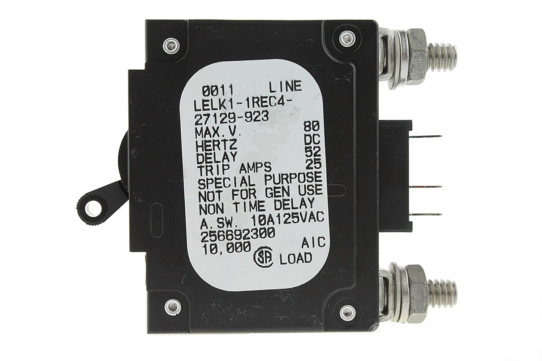 Amazon.com: airpax 20 Amp DC circuito disyuntor, Bolt en ...