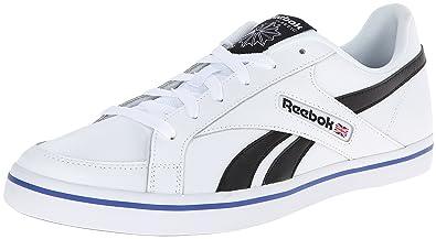 1d7205a569f8 Reebok Men s LC Court Vulc Low Classic Shoe