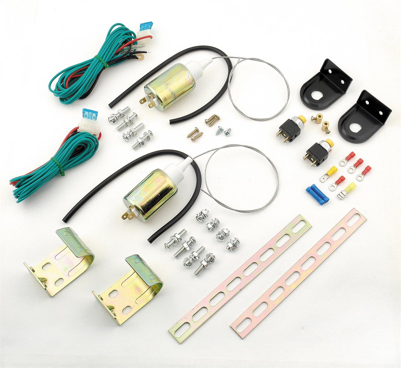 Mr. Gasket 6188 Universal Electric Door Release Kit
