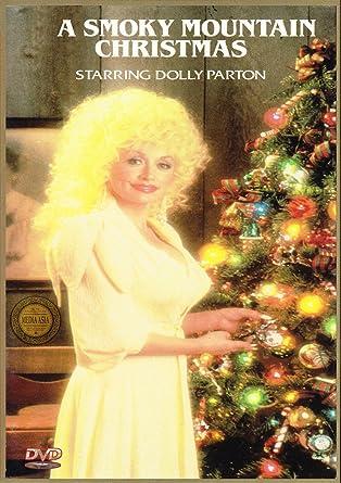 Amazon Com A Smoky Mountain Christmas Dvd 1986 Dolly Parton Lee