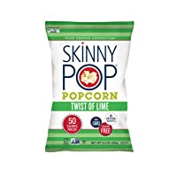 Deals on SkinnyPop Twist of Lime Popped Popcorn