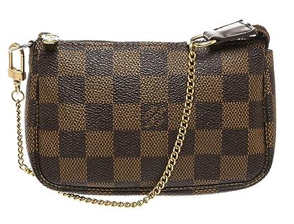 0138980a0 Louis Vuitton - Bolso de asas para mujer marrón marrón: Amazon.es ...