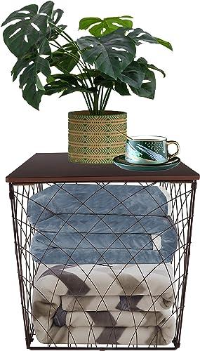 Aurynns Metal Detachable Tea Table