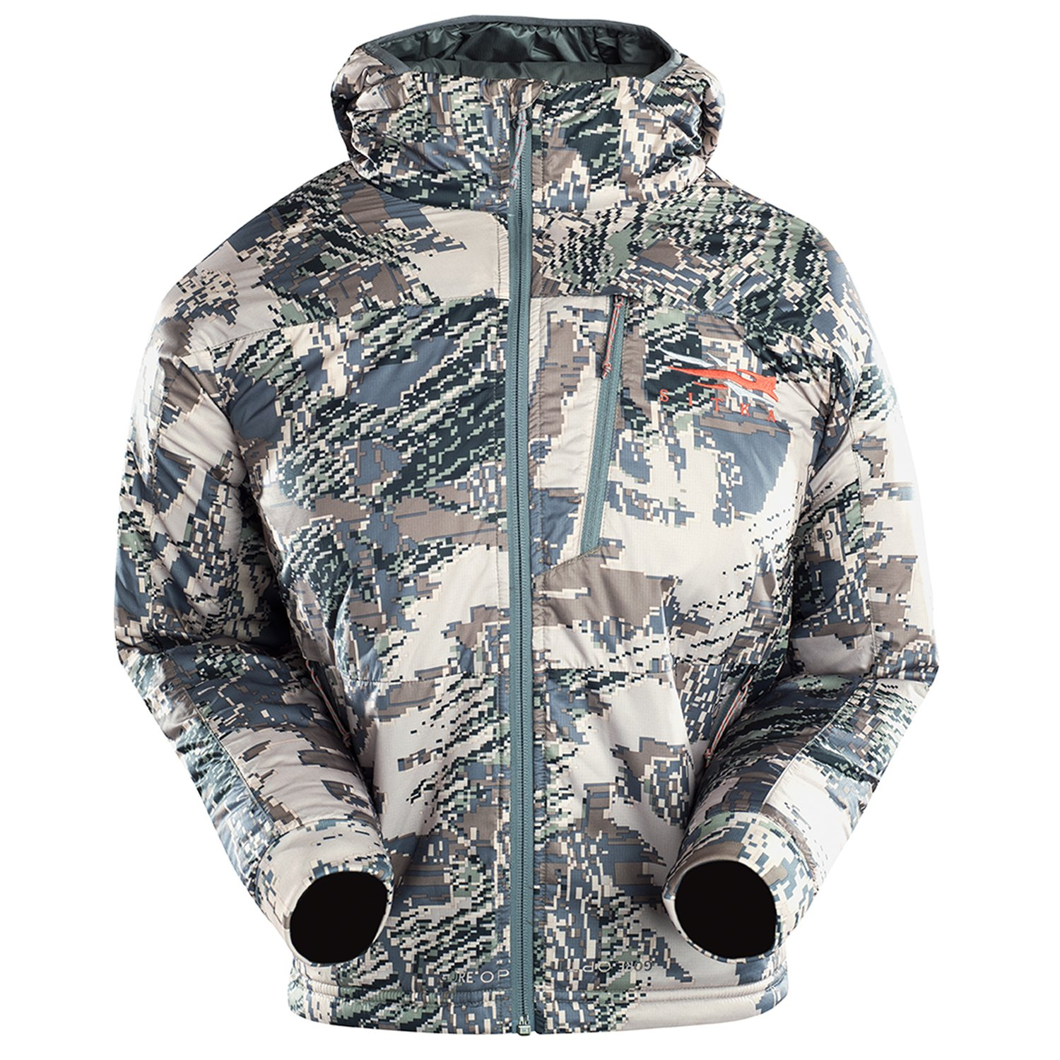SITKA Gear Rankine Hoody Optifade Open Country Youth Small - Discontinued by SITKA