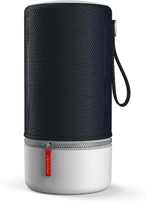 Libratone Zipp 2 Stormy Wireless Smart Lautsprecher Multiroom Bluetooth Speaker