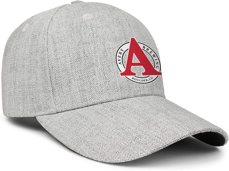 Arcadia Brewing India Womens Mens Wool Fashion Cap Adjustable Snapback Sun Hat