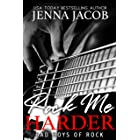 Rock Me Harder: A Second Chance Romance (Bad Boys of Rock Book 2)