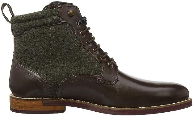para Zapatos Amazon Hombre es Ted Botas y Clasicas Axtoni Baker Fx8wxZqI7