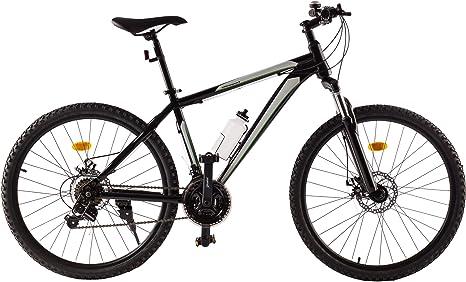 Ultrasport Bicicleta de montaña hardtail de 26