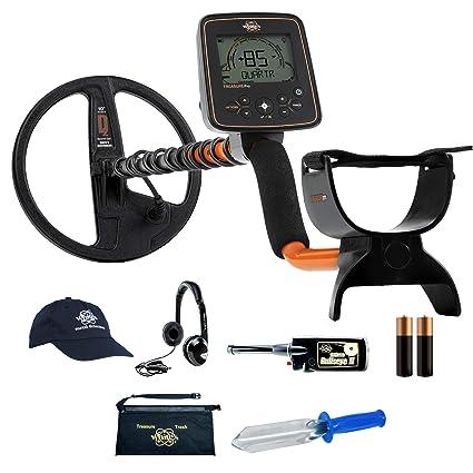 Whites TreasurePro Metal Detector Bundle w/Bullseye II & Accessories