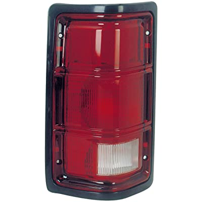 Dorman 1610418 Driver Side Tail Light Assembly for Select Dodge Models: Automotive