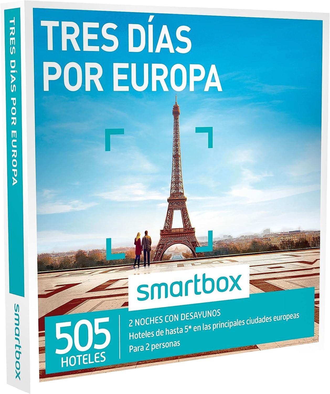 smartbox tres dias por europa