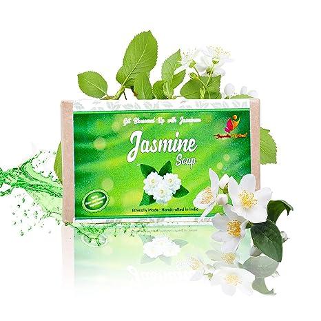 Review Jasmine Ayurvedic Facial Soap