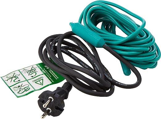 JARDIN Y NATURA 8424385311704 25 W Calor Me línea Cable de calefacción, 5 m, Multicolour, 500 x 30 x 30 cm: Amazon.es: Jardín