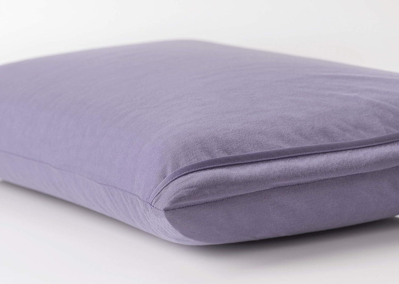 BSensible Tencel Funda de almohada protectora impermeable y transpirable Morado (Malva) 135 x 40: Amazon.es: Hogar