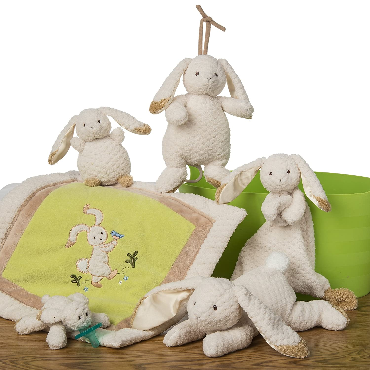 Amazon.com   Mary Meyer Oatmeal Bunny Lovey Blanket   Baby f23c8b7b1