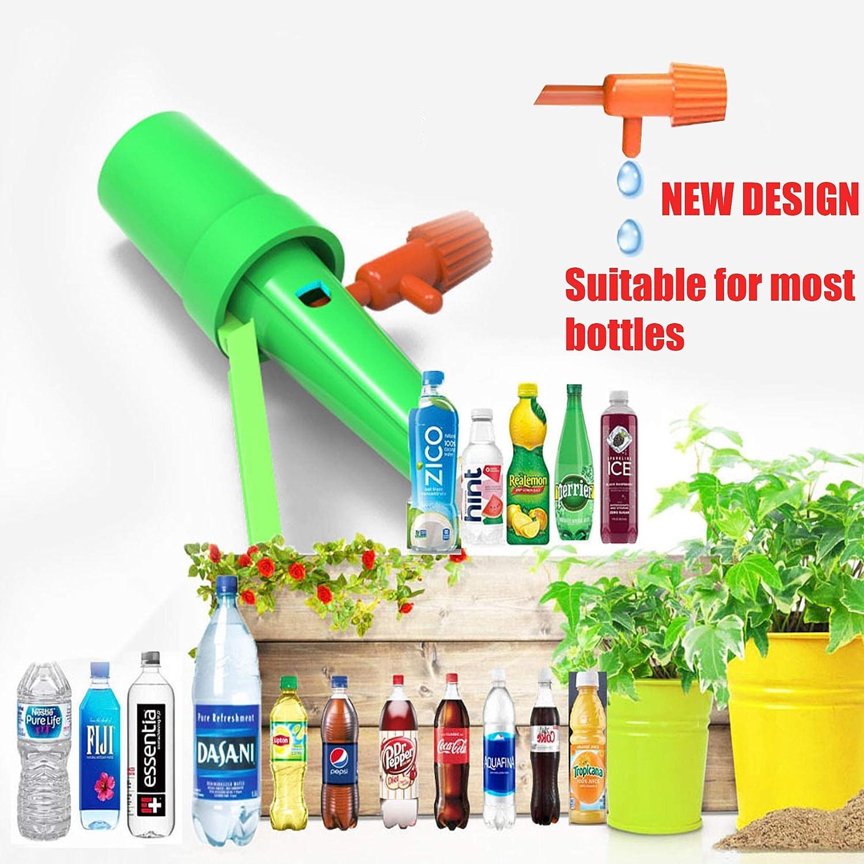 10x automatisches Bew/ässerungssystem zur Pflanzen Bew/ässerung und Blumen und Zimmerpflanzen Bew/ässerung Automatische Gie/ßkannne gie/ßen Wasserspender f/ür Pflanzen