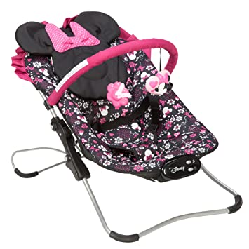 b04dc6334 Amazon.com   Disney Snug Fit Folding Bouncer