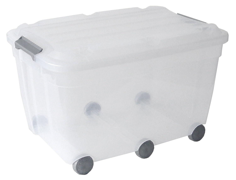 Sundis 7674021 Klipso Caja de Ordenación Polipropileno Transparente 59 x 39 x 36 cm: Amazon.es: Hogar