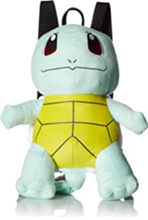Pokemon Boys Squirtle Plush Backpack, ...