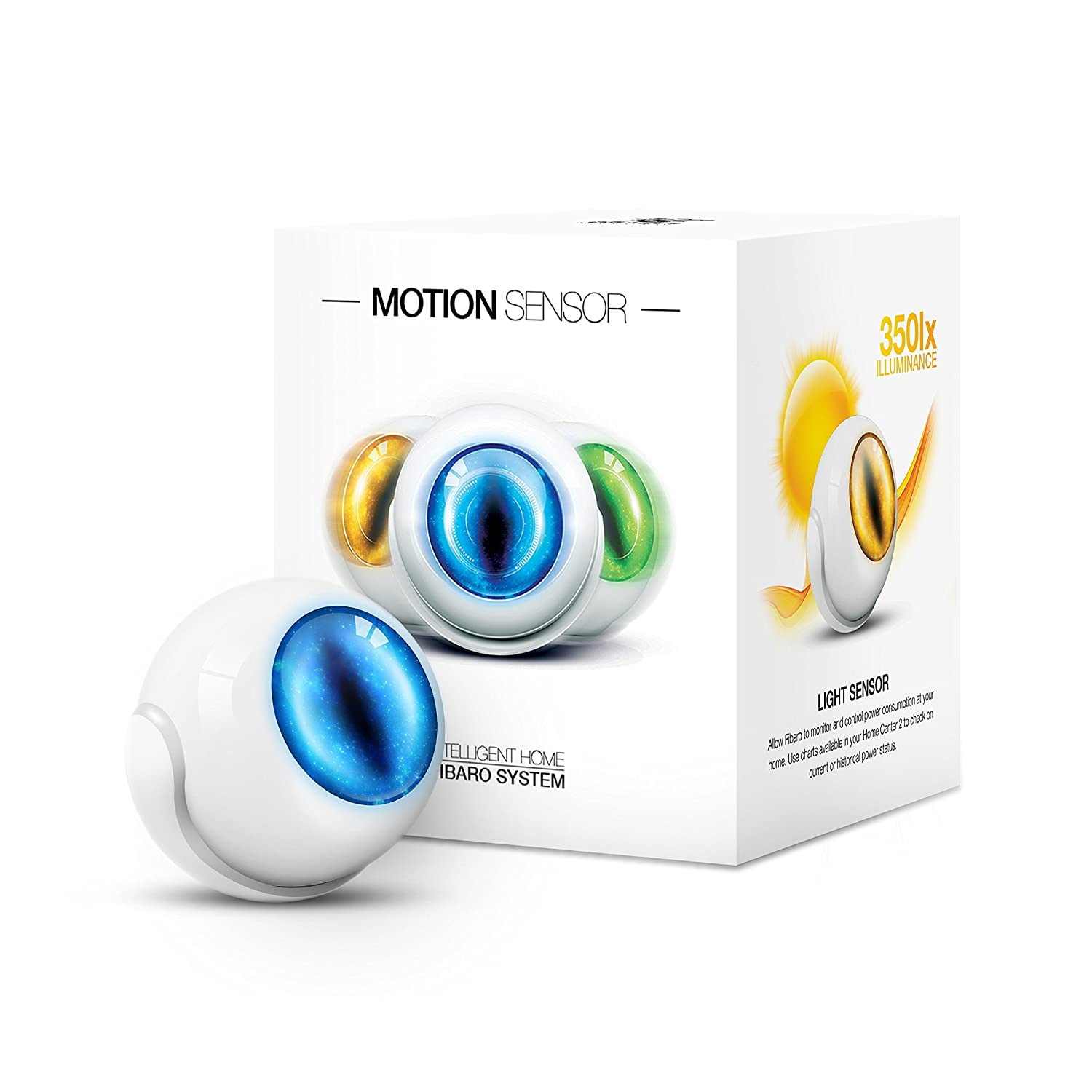 50%OFF Fibaro Z-Wave Motion Sensor Fibaro - [並行輸入品] FGMS-001 Z-Wave [並行輸入品] B01LWNYHAF, 大宮区:91896d25 --- a0267596.xsph.ru