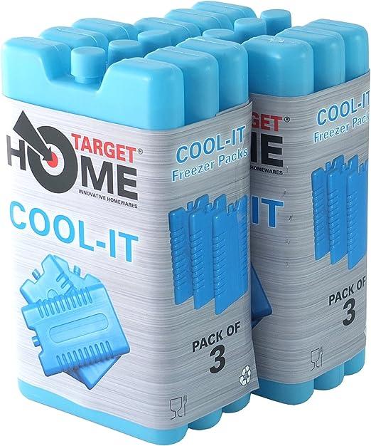 Bloques para congelador de Target Homewares® reutilizables, enfría ...
