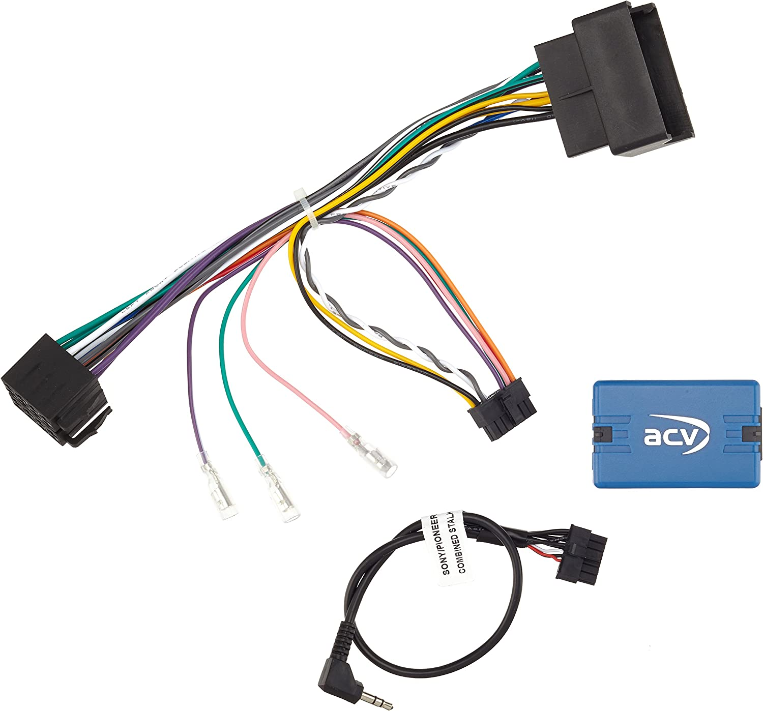 /303/Steering Wheel Remote Control Adapter ACV 42/ /CT/