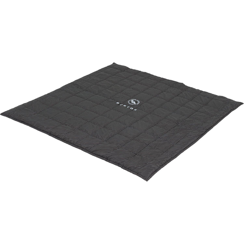 Burton Shakedown Comforter Blanket Black Polka Dot