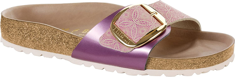 49960da30fa1 Amazon.com  Birkenstock Women s Madrid Leather Sandal  Shoes