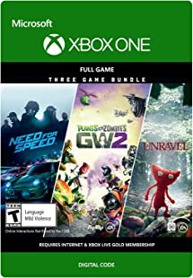 Amazon com: EA Family Bundle - Xbox One [Digital Code