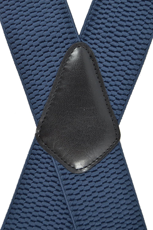 Bretelles XXL entièrement réglable Extra Fort avec 4 Clips, Tissu épais -  5cm Tissu épais. Agrandir l image e6ba5c502f7e