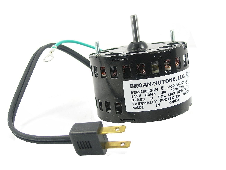 100 Nutone Bathroom Fan Motor Qt Series Quiet 130