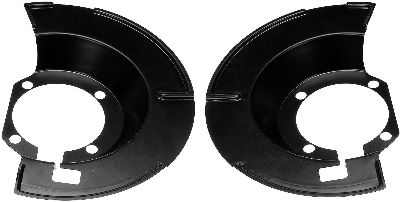 Pair Dorman 924-228 Brake Dust Shield
