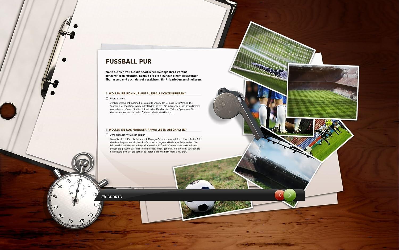 Fussball Manager 11 Pc Amazon De Games