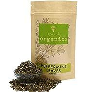 Sorich Organics Peppermint Tea - Antioxidants Rich Ayurvedic Tea  - 100g